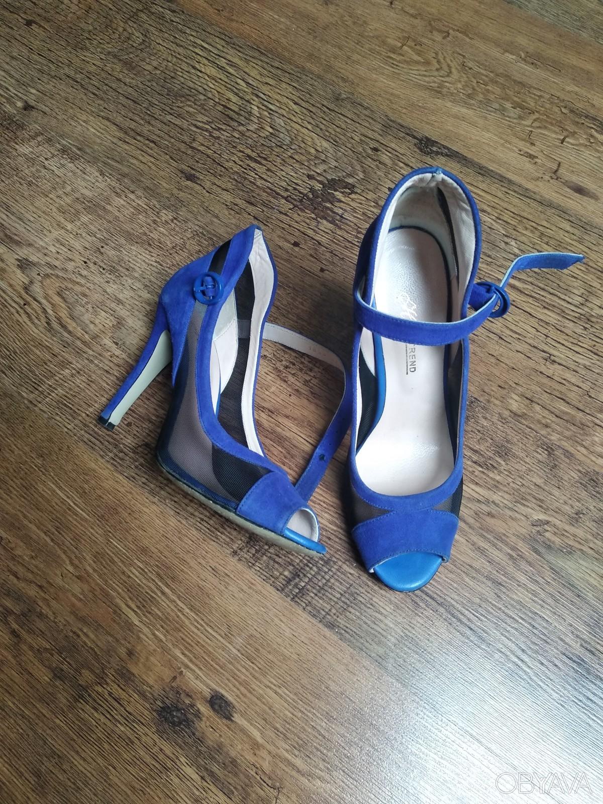 ᐈ Туфлі сині замшеві ᐈ Жмеринка 500 ГРН - OBYAVA.ua™ №2911225 afcdd2dbe6c32