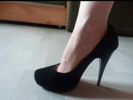 4f9a12d975f793 Продам туфли на каблуке. Очень удобные, каблук- 12см,очень устойчивый.  Искусстве