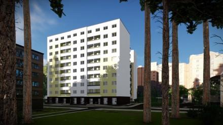 Продам простору одно кімнатну квартиру в новобудові ЖК - Жасмин на вулиці Лісові. Ирпень, Киевская область. фото 3