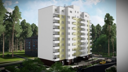 Продам простору одно кімнатну квартиру в новобудові ЖК - Жасмин на вулиці Лісові. Ирпень, Киевская область. фото 6