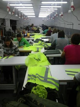 Анелес - пошив корпоративной и форменной одежды от 50 единиц. Шьем согласно сро. Киев, Киевская область. фото 6