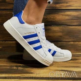 cd61b4e8 ᐈ Кроссовки женские Adidas Superstar. Распродажа! ᐈ Киев 700 ГРН ...