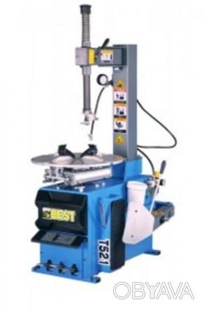 Шиномонтажный станок полуавтомат BEST Т-521.
