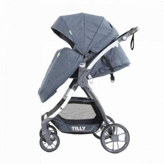 Тилли Кроссовки Т-171 детская прогулочная коляска Tilly Cross. Хмельницкий. фото 1