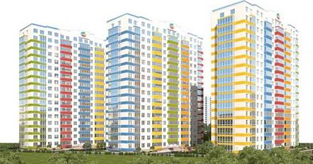 Новый строящийся жилой комплекс на Таирова, около Метро. Сдача 3 секции в сентяб. Киевский, Одесса, Одесская область. фото 2