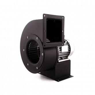 Вентилятор радиальный  Turbo DE 190 1F. Днепр. фото 1