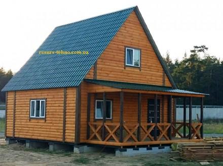 Предлагаем дачные домики по невысоким ценам от производителя на заказ. От 3000гр. ДВРЗ, Киев, Киевская область. фото 6