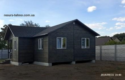 Предлагаем дачные домики по невысоким ценам от производителя на заказ. От 3000гр. ДВРЗ, Киев, Киевская область. фото 11