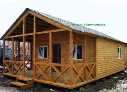 Предлагаем дачные домики по невысоким ценам от производителя на заказ. От 3000гр. ДВРЗ, Киев, Киевская область. фото 13