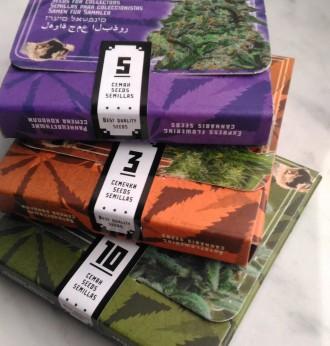 В интернет магазине Ukrop Seeds вы можете купить семена конопли элитных сортов д. Киев, Киевская область. фото 4