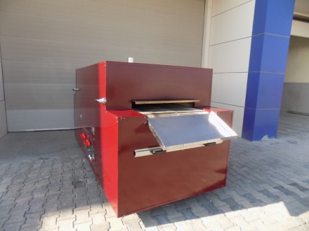 продам конвейернаю печь для кондитерских и хлебобулочных изделий. Киев. фото 1