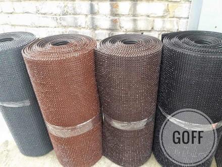 Резиновый коврик в рулоне. Днепр. фото 1