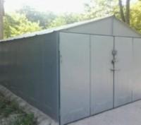 Куплю металлический гараж или железобетонный. Дніпро. фото 1