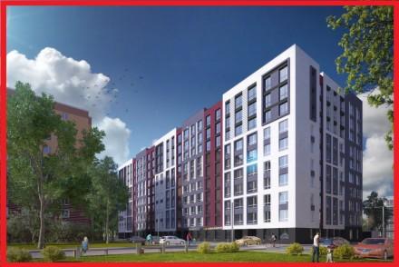 Квартира в ЖК Новые Метры Park! Площадь 37,5 м2, большая кухня 19 м2!  Ввод вс. Ирпень, Киевская область. фото 2