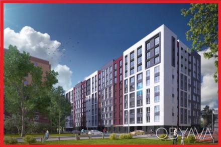 Квартира в ЖК Новые Метры Park! Площадь 37,5 м2, большая кухня 19 м2!  Ввод вс. Ирпень, Киевская область. фото 1