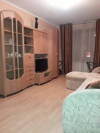 В квартире есть вся необходимая мебель и бытовая техника.Оплата коммунальных усл. Таирова, Одесская область. фото 4