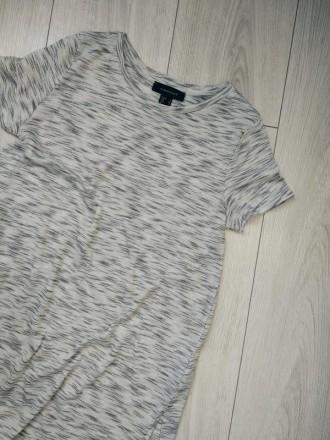 Удлиненная футболка туника atmosphere. Львов. фото 1