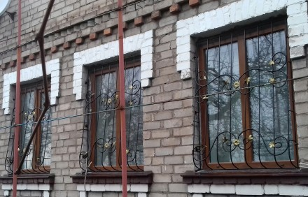Изготовление решеток на окна от економ до елитного класа. Также изготовление вор. Запорожье, Запорожская область. фото 7