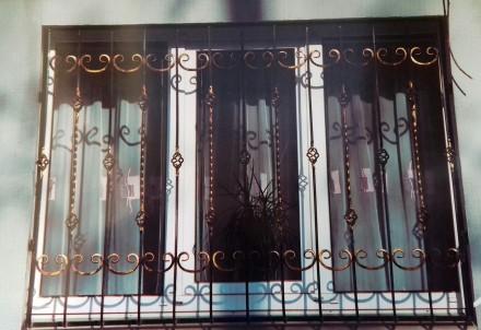 Изготовление решеток на окна от економ до елитного класа. Также изготовление вор. Запорожье, Запорожская область. фото 8