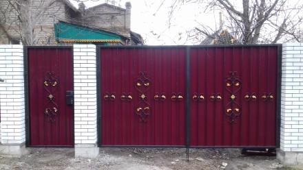 Изготовление решеток на окна от економ до елитного класа. Также изготовление вор. Запорожье, Запорожская область. фото 9