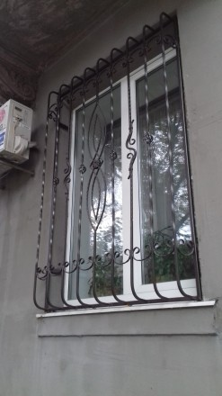 Изготовление решеток на окна от економ до елитного класа. Также изготовление вор. Запорожье, Запорожская область. фото 4