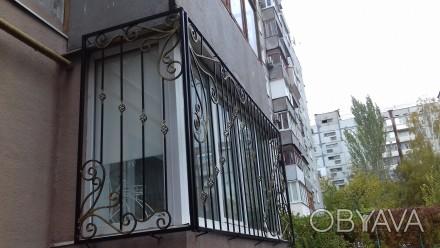 Изготовление решеток на окна от економ до елитного класа. Также изготовление вор. Запорожье, Запорожская область. фото 1