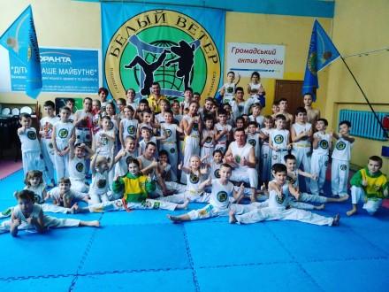 Приглашаем всех желающих на тренировки Капоэйра VALE-TUDO! ! Взрослых, подростк. Чернигов, Черниговская область. фото 3