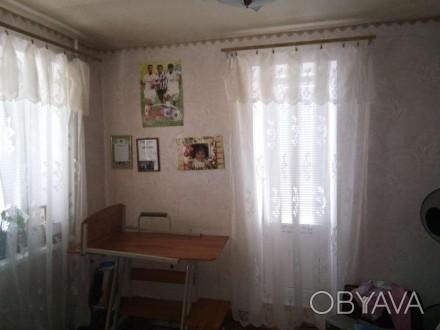 Предлагаем 3-комнатную квартиру на 11-этаже 14-этажного дома. Площадь 65/38/9, б. Хортицкий, Запоріжжя, Запорожская область. фото 1