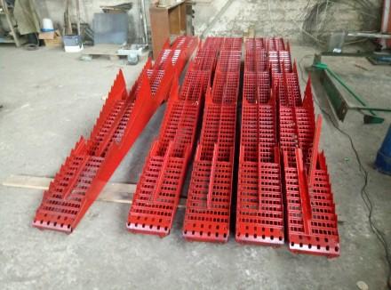 Производим ремонт и изготавливаем клавиши соломотряса на комбайны :John Deere, C. Мелитополь, Запорожская область. фото 3