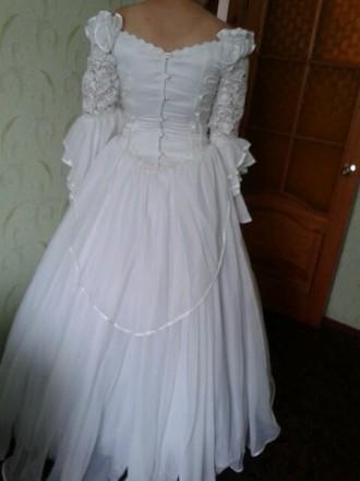 свадебное платье. Глухов. фото 1