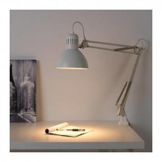 IKEA ТЕРЦИАЛ Лампа рабочая, белый . Киев. фото 1