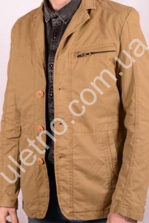 Мужская куртка-пиджак оптом от 350 грн. Одесса. фото 1