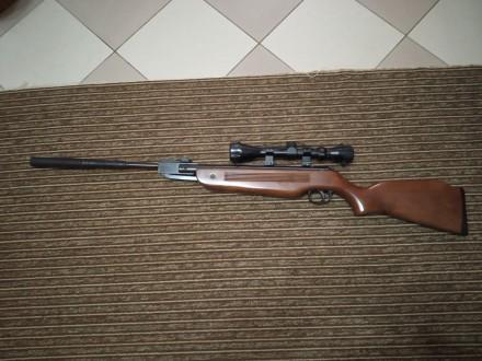 Продам пневматическую винтовку хатсан55с. Житомир. фото 1