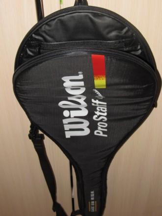 Чехлы для теннисной ракетки Wilson.. Киев. фото 1