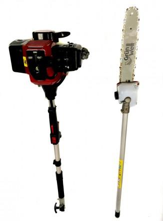 Многофункциональный инструмент 5 в 1 GrunWelt GW-44-5A Универсальный инструмент,. Киев, Киевская область. фото 3
