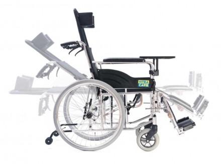 Продам Інвалідне крісло колісне моделі VCWK703. Хмельницкий. фото 1