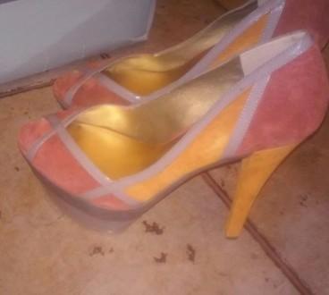 Продам туфли новые. Чернигов. фото 1