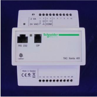 Свободнопрограммируемый контроллер Schneider Electric Xenta 282, 401. Киев. фото 1