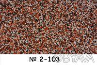 Штукатурка на акриловой основе из натурального камня (мрамор, гранит), окрашена.. Киев, Киевская область. фото 13