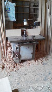 Продам деревообрабатывающий станок ФСШ-1 (б/у). Одесса. фото 1