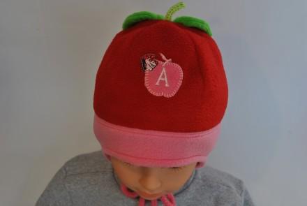 Новая модель весенней шапочки.Выполнена из флиса,внутри-подкладка из тонкого вис. Кривий Ріг, Дніпропетровська область. фото 4