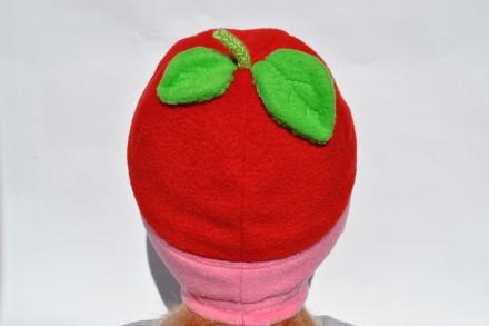 Новая модель весенней шапочки.Выполнена из флиса,внутри-подкладка из тонкого вис. Кривий Ріг, Дніпропетровська область. фото 5