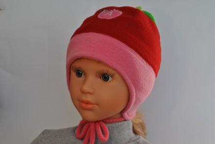 Новая модель весенней шапочки.Выполнена из флиса,внутри-подкладка из тонкого вис. Кривий Ріг, Дніпропетровська область. фото 2