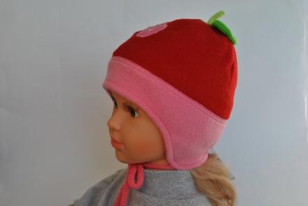 Новая модель весенней шапочки.Выполнена из флиса,внутри-подкладка из тонкого вис. Кривий Ріг, Дніпропетровська область. фото 3