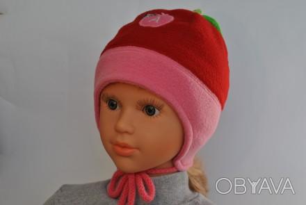 Новая модель весенней шапочки.Выполнена из флиса,внутри-подкладка из тонкого вис. Кривий Ріг, Дніпропетровська область. фото 1