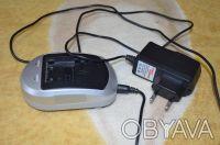 """Зарядное устройство PN:707U для  аккумуляторов видеокамер MiniDV """"JVC"""" BN-VF707U. Сумы, Сумская область. фото 2"""