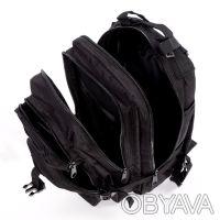Рюкзак тактический (штурмовой) Abrams ― прочный рюкзак для охоты, рыбалки, туриз. Ивано-Франковск, Ивано-Франковская область. фото 9