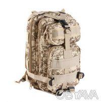 Рюкзак тактический (штурмовой) Abrams ― прочный рюкзак для охоты, рыбалки, туриз. Ивано-Франковск, Ивано-Франковская область. фото 2