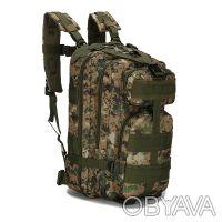 Рюкзак тактический (штурмовой) Abrams ― прочный рюкзак для охоты, рыбалки, туриз. Ивано-Франковск, Ивано-Франковская область. фото 4