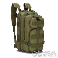 Рюкзак тактический (штурмовой) Abrams ― прочный рюкзак для охоты, рыбалки, туриз. Ивано-Франковск, Ивано-Франковская область. фото 5